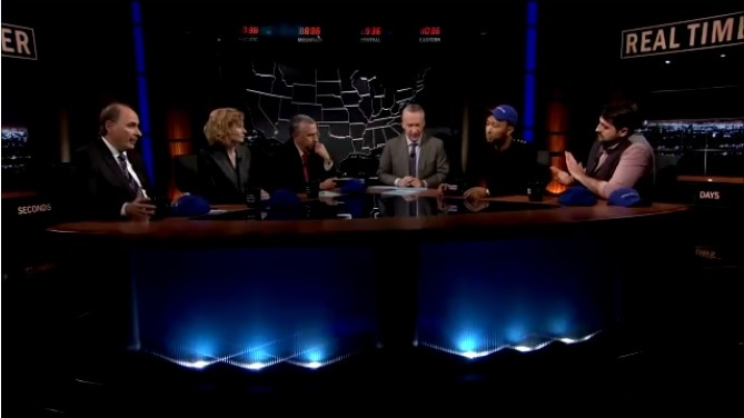 Real Time with Bill Maher - Bill Maher Interviews Musician (and liberal Democrat) John Legend - Part 4 - 11-11-2016